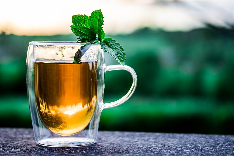 Tea Time and Product Photography